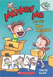 Monkey Me and the New Neighbor book
