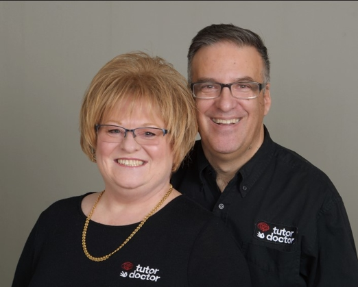 Cynthia Robinshaw and Richard Macchia, Owners