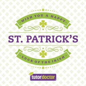Wish You a Happy St. Patrick's - Tutor Doctor